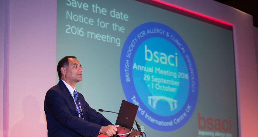 BSACI Annual Meeting 2016